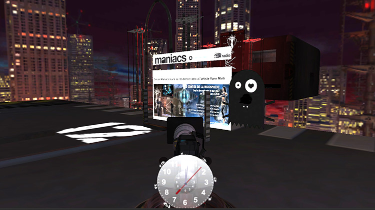 Nooradio web 3D emission 5